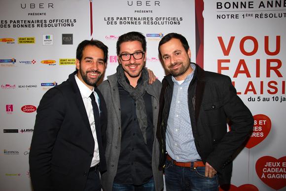 3. Vladimir Da Silva Dias (Thomas Broquet Conseil), L'architecte Jérémy Rochet et Claude Bovet (Espace Crozet)