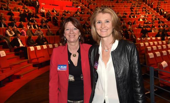 3. Chantal Proust (SNCF) et Loetitia Colas (FMI Groupe)