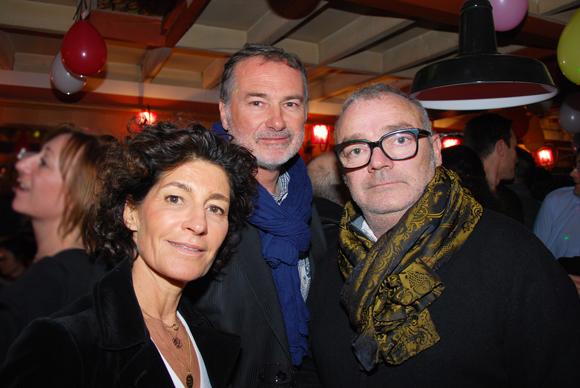 4. Caroline Lapotre (CGPME), Olivier Chatard et Eric Renividaud