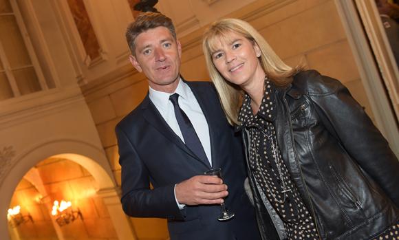8. Damien Gouy-Perret, directeur de cabinet du maire du 6ème et Christel Blache