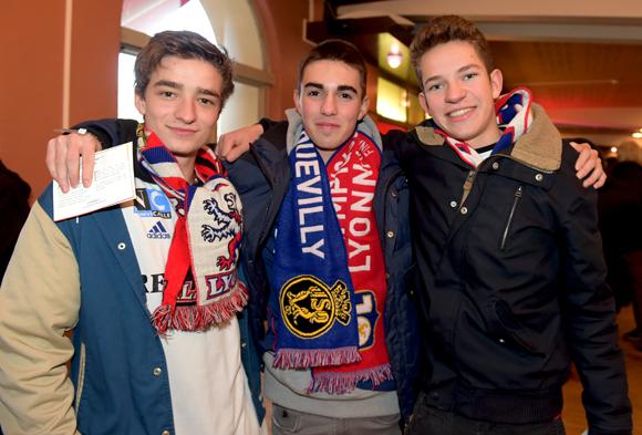 8. Thibaud Lafay, Mathis Herrouin et Antoine Durand