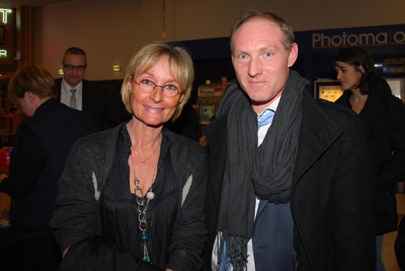 8. Dominique Sentis (Yves Rocher) et Romain Boucaud (Chocolats Voisin)