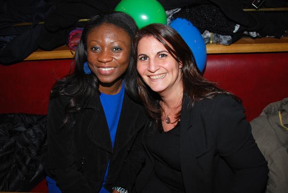 8. Gisèle Katima et Nathalie Jourdan (BNP Paribas)