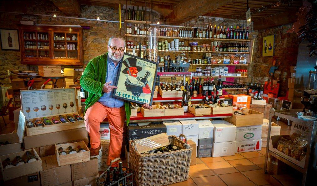 Damien Gateau. Le bourgeois gastronome