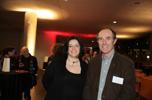 19.Claudine Braymand (Idrac) et Didier Joanny (Ligne Continue)