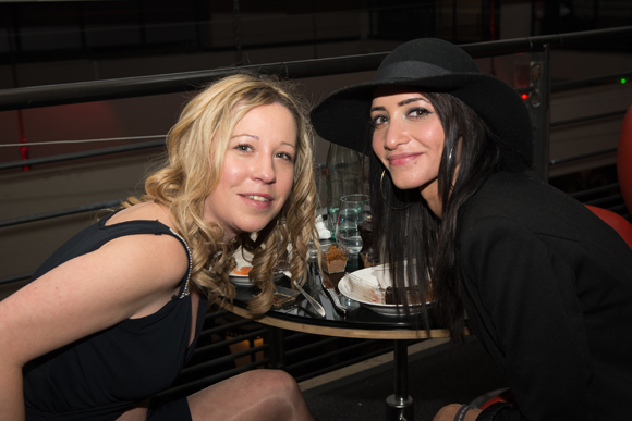 18. Claire Vilar et Jessica Bauzely