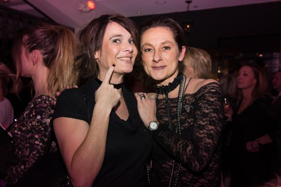 30. Sandra Skzryerbak (Khubiz Com) et Sophie (Soft Paris)