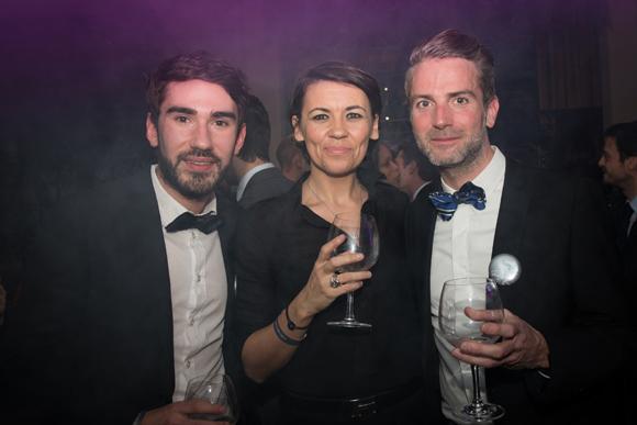 32. Baptiste Collomb (MBway), Shirley Moulin (CA) et Jean Francis Charrondière (MBway)
