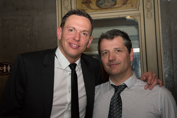 4. Fabien Aubeuf (SACVL) et Sylvain Chapelan (Techny SERV)