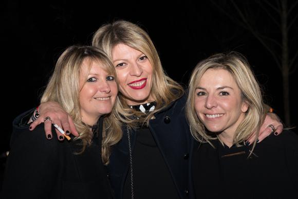 37. Isabelle Renaud (MSC), Karine Sieux (OSCP) et Céline Morissot
