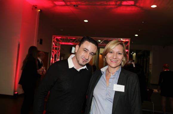 6 . Julien Lambert  et Isabelle Nagy (Idrac)