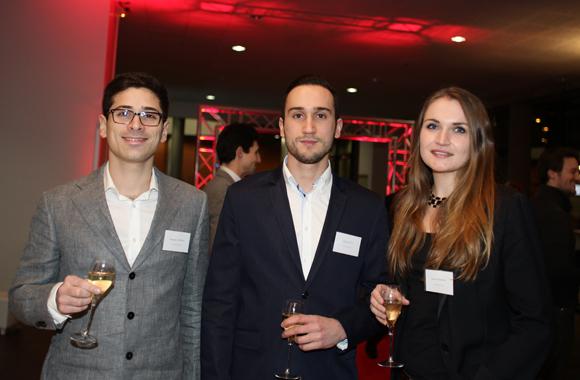 9. Giuseppe Coverta, Simon Attia et Manon Richner