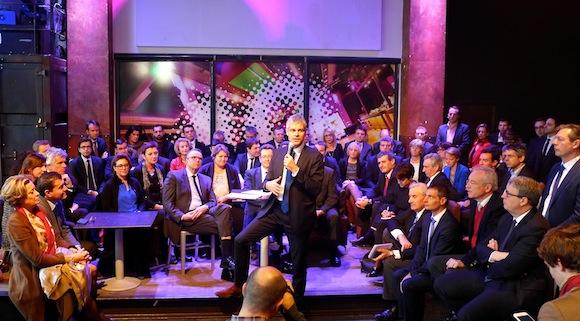 Régionales 2015. L'UMP investit Laurent Wauquiez en Rhône-Alpes Auvergne