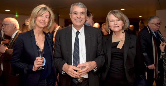 14. Laurence Balas, conseillère municipale, Jean-Jack Queyranne, président du Conseil Régional et son épouse Elisabeth