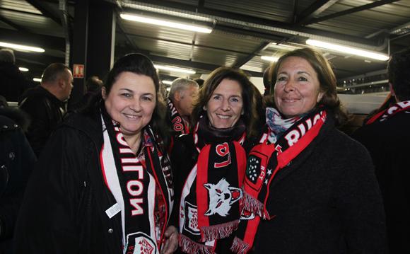 18. Pascale Mathiolon (Serfim), Jacqueline Ginon et Edith Michoulier
