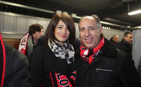 19. Françoise Delorme (CCI) et son époux Jean-Yves (Parcs & Sports)