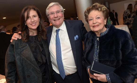 21. Christelle Bollé, Jean-Patrice Bernard et Yvette Bollé