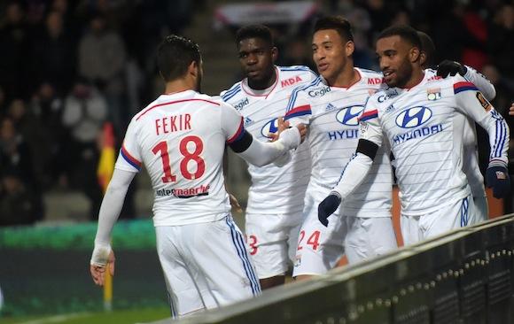 Nabil Fekir convoqué chez les Bleus avec Lacazette, Jallet et Gonalons