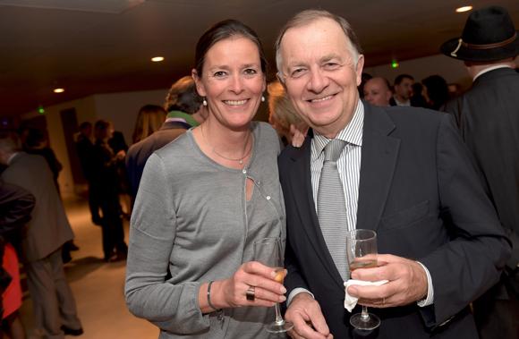 24. Marjolaine Koopman (EM Lyon) et Yves Poivey (ERAS)