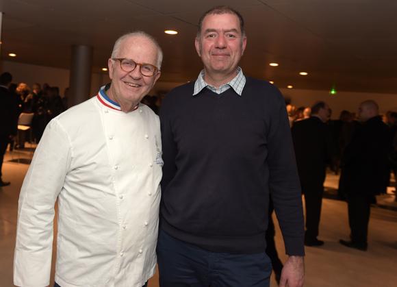 25. Jean-Paul Pignol et Philippe Jurine (Musée des Confluences)