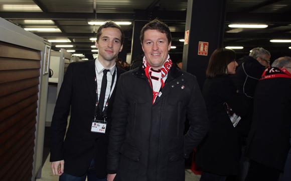27. Mathieu Rauturier et Mathieu Renaud (LOU Rugby)