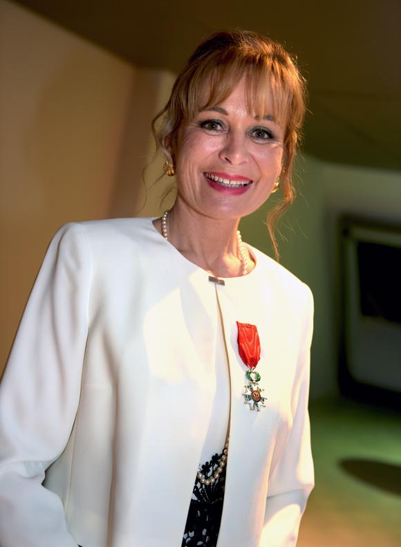 8. Isabelle Bernard et sa Légion