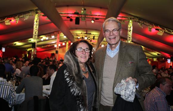 8. Danielle et Michel Noir, ancien maire de Lyon