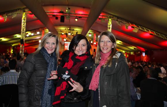 9. Pascale Landoin (Ophélie), Séverine Eberhardt (Welcome Lyon) et Nathalie Coquard (Giraudet)