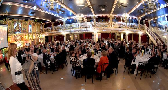 61 000 euros récoltés au dîner de gala MBM