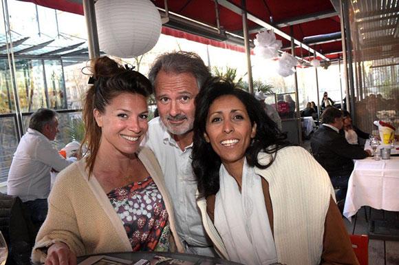 10. Cathy M, Romain Gontard et Lamia Nezih