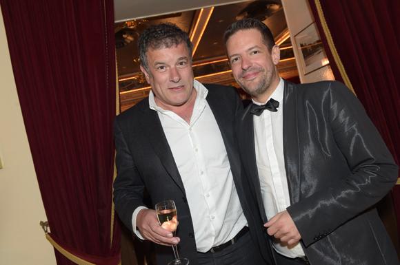 11. Gilles Demange (Orosa) et  Arnaud Bernollin (Cuisines Bernollin)