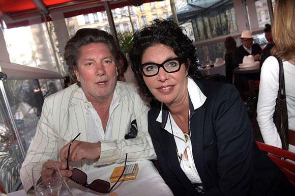 12. Daniel Chareron (Cabinet Chareron) et Martine Panetta