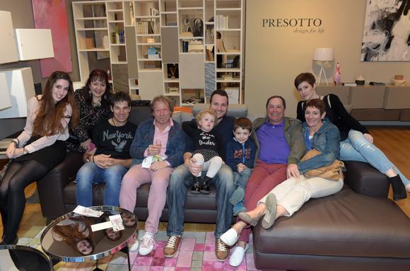 17. Dominique Grégoire et sa grande famille