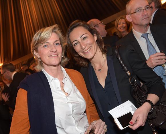 19. Blandine Peillon (Jours de Printemps) et Sylvie Madamour (Vendredi 4)