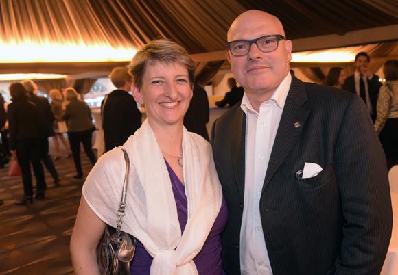 2. Sylvie Guinard (Thimonnier) et Didier Caudard-Breille (DCB)