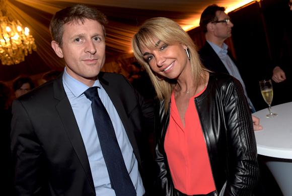 21. Thierry Franc (Adventure Group) et Nicole Cohen (Galixe)