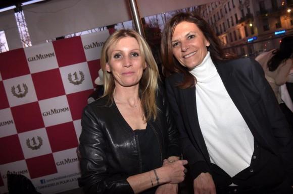 21. Virginie Deloison (Immobilier des Monts d'Or) et Nathalie Cot (Cot Comtemporain)