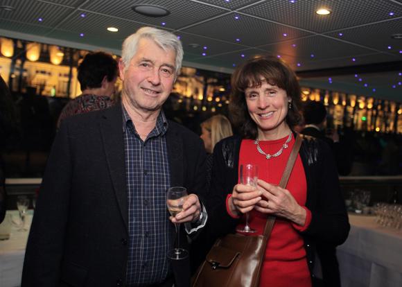 22. Raymond Lamarsalle et son épouse Chantal