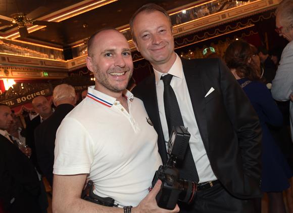 23. Fabrice Mancini (Fabrice Mancini Réalisateur) et Marco (Lyon People)