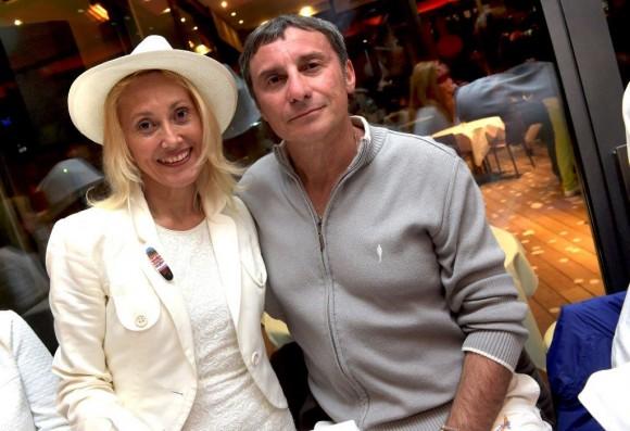 25. Alexandrya Delmau (Vinci Immobilier) et Alain Carilli (ImmSol)