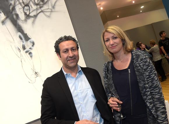 26. Karim M'Zoughi et son épouse Karine (KRM Plomberie)