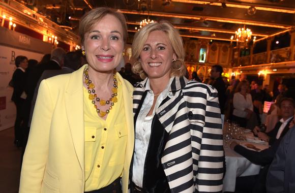 26. Isabelle Bernard (OL Féminin) et Dany Morsilli (La Sphère des Possibles)