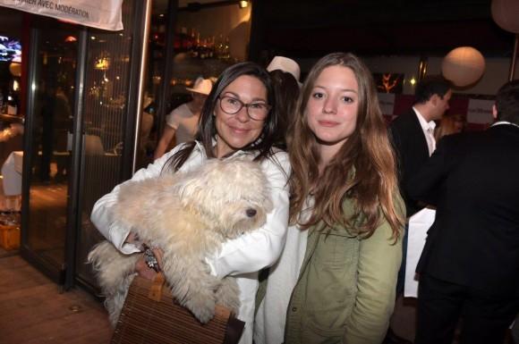 26. Lucia Tavares, Jazzy et Carla Bousson