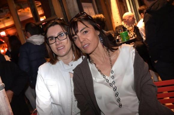 27. Patrizia Leclerc (Ronalpe) et Marie Rinaldi