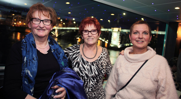 29. Fernande Martin, Jeanine Gérardo et Murielle Billard (Hospice Civils de Lyon)