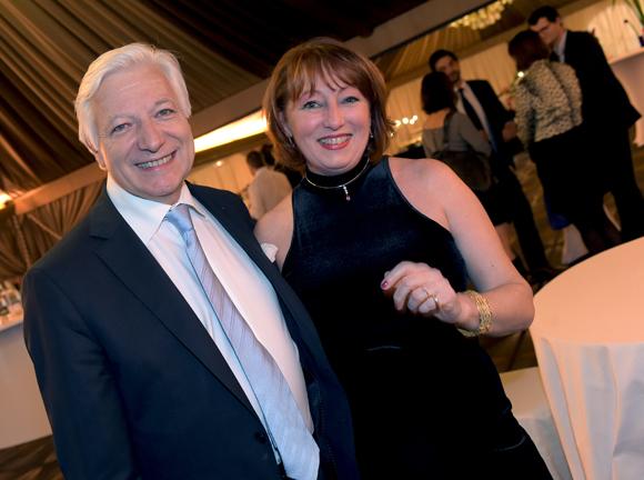 3. Marc Fraysse (Cofely GDF Suez) et Catherine Chabert (Chabert & Associés Avocat)