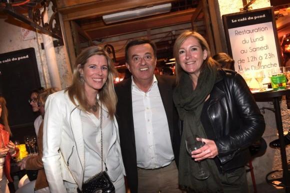 30. Anouk Kalaidjian (RLE), Jacques Rouch (RLE) et Anne-Carine Carillo (CIC)