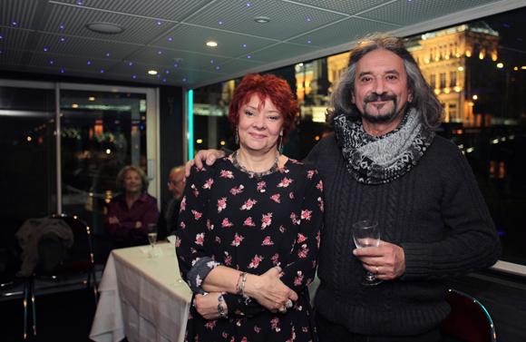31. Sylvie et Charles Costechareire