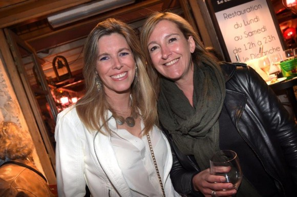 34. Anouk Kalaidjian (RLE) et Anne-Carine Carillo (CIC)