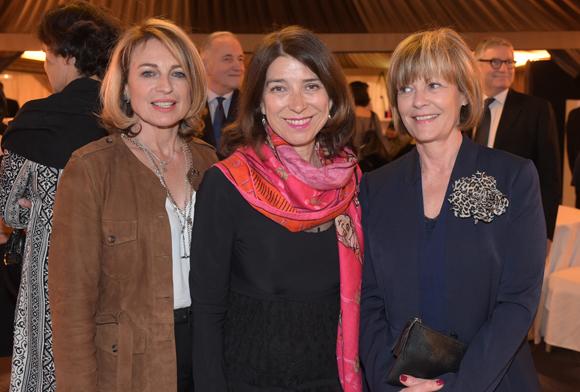 4. Marie Caudard-Breille (DCB), Jacqueline Ramos et Brigitte Ebrard (Diagonale)